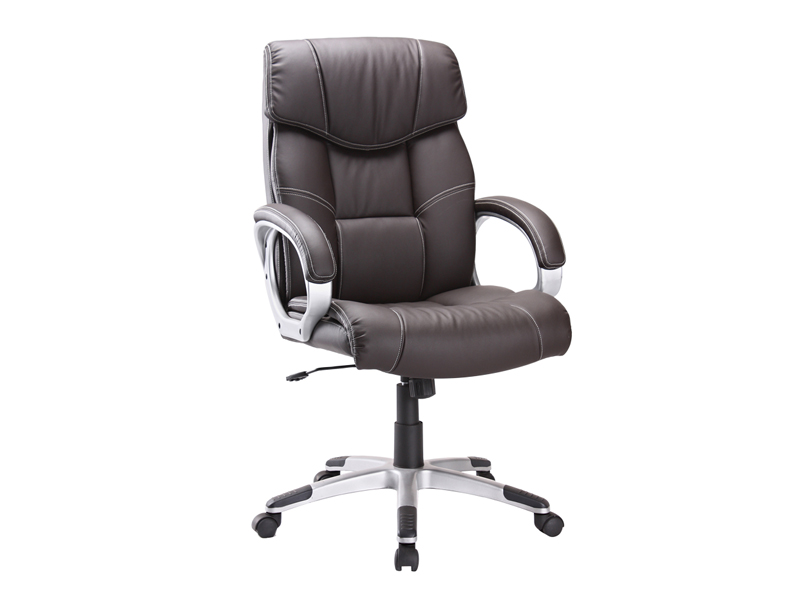 Bureau Stoel Kopen : Bureaustoel richard bruin bureaustoel kopen