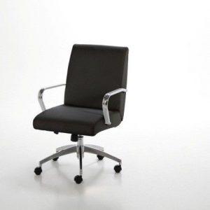 Kartell Spoon Bureaustoel.Kartell Spoon Chair Bureaustoel Zwart Bureaustoel Kopen
