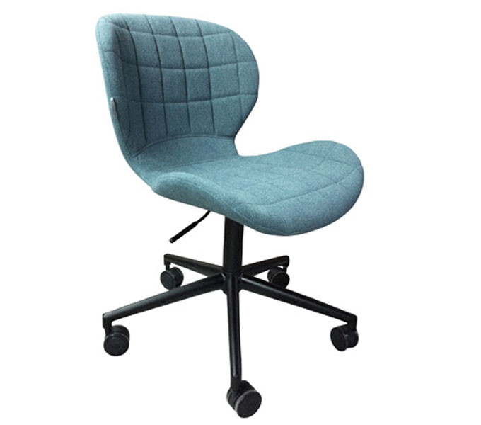 Zuiver Omg Bureaustoel.Zuiver Omg Bureaustoel Blauw Bureaustoel Kopen